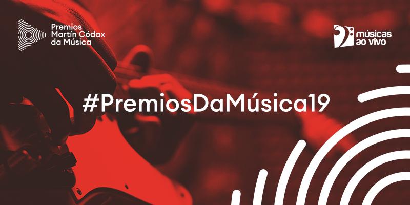 Premios Martin Codax da Musica 2019